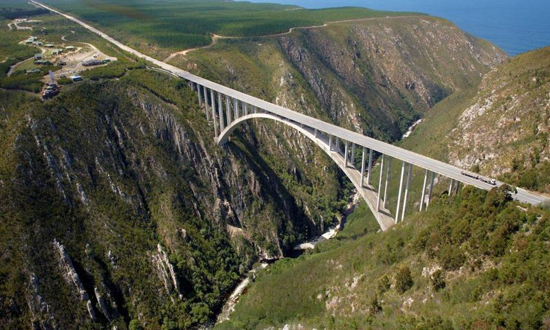 The Big Jump – Worlds Highest Bungee Bridge (South Africa)